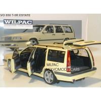 Volvo 850 1:18 850 T5-R Estate geel AutoART